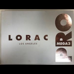Lorax Mega 3 Eyeshadow Palette